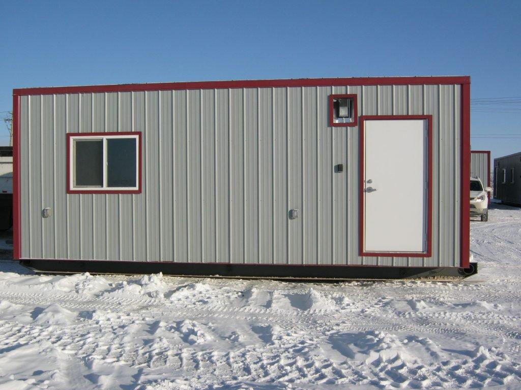 exterior - door side
